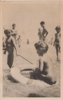 Vasile Roaita Nude Childrens On The Beach Naked Childrens On The Water Unused - Szenen & Landschaften