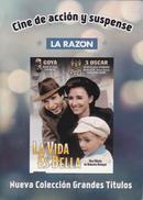 Español--Cine Accion Y Suspense--La Vida Es Bella--de Roberto Benigni--3 OSCAR - DVD