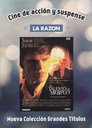 Español--Cine Accion Y Suspense--El Talento De Mr.Ripley--Mat Damon--5 OSCAR - DVD