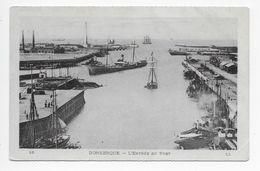 DC 854 - DUNKERQUE - L'entree Du Port. -  LL 16 - Dunkerque