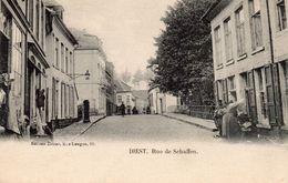 DIEST  -  Rue De Schaffen - Diest