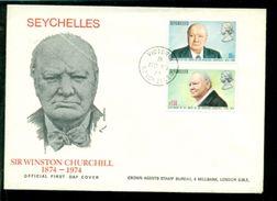 SEYCHELLES - WINSTON CHURCHILL - Seychelles (1976-...)