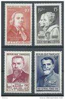 """FR YT 844 à 847 """" Congrès De Télégraphe Et Téléphonie """" 1949 Neuf* - Francia"""