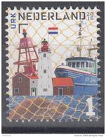 Nederland - Uitgiftedatum 1 Februari 2016 - Mooi Nederland 2016 - Vissersplaatsen - Urk - Schepen - MNH/postfris - Periode 2013-... (Willem-Alexander)