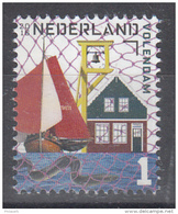 Nederland - Uitgiftedatum 1 Februari 2016 - Mooi Nederland 2016 - Vissersplaatsen - Volendam - Schepen - MNH/postfris - Periode 2013-... (Willem-Alexander)