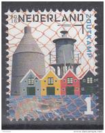 Nederland - Uitgiftedatum 1 Februari 2016 - Mooi Nederland 2016 - Vissersplaatsen - Zoutkamp - Vuurtorens - MNH/postfris - Periode 2013-... (Willem-Alexander)