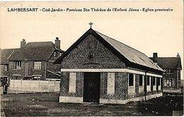 CPA  Lambersart - Cité Jardin - Paroisse Ste Thérésede L'Enfant Jésus...(204648) - France