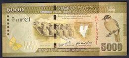 Sri Lanka - 5000 Rupees 2010 P128a - Sri Lanka