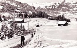 Gstaad 1958, Hotel Alpina - NE Neuenburg