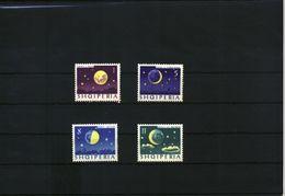 Albanien / Albania Michel 839-842 Postfrisch / MNH - Space
