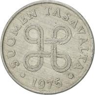 Finlande, Penni, 1975, TTB, Aluminium, KM:44a - Finlande