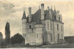 CPA N°6201 - Mr G. GUEDON - CHATEAU DU PERE PAR TAILLEBOURG - Francia