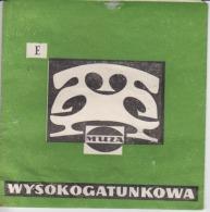 Poland Poznan Violin Strings Envelope Label Empty - Accessories & Sleeves