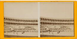 Madrid, Las Ventas, Corrida 2, 1904 - Fotos Estereoscópicas