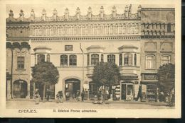 SLOVAKIA EPERJES PRESOV 1914 SINGLE FRANKING POSTCARD - Eslovaquia