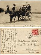 CPA PALERMO Carro Siciliano . ITALY (468539) - Unclassified