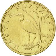 Hongrie, 5 Forint, 1995, Budapest, SUP, Nickel-brass, KM:694 - Hongrie