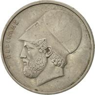 Grèce, 20 Drachmes, 1984, TTB, Copper-nickel, KM:133 - Grèce