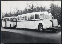 A5838 - Alte Ansichtskarte - Bus Omnibus Kraftverkehr - Kölner Verkehersbetriebe - Dreiachser - TOP - Buses & Coaches