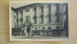 ITALY VENETO CARTOLINA DA PADOVA UNIVERSITà NON VIAGGIATA  FORMATO PICCOLO - Padova (Padua)