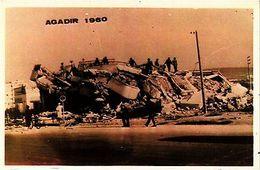 CPM MAROC Agadir-Avant Le Tremblement De Terre (343078) - Maroc