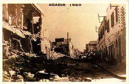 CPM MAROC Agadir-Avant Le Tremblement De Terre (343075) - Maroc