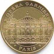 75008 PARIS OPÉRA GARNIER MÉDAILLE MONNAIE DE PARIS 2017 JETON TOKEN MEDALS COINS - 2017