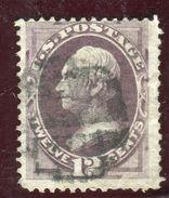 Etats Unis - N° 30 Oblitéré Cote 175€ - Ref Aa19 - 1847-99 General Issues