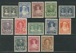 ESPAGNE N° 288 à 299 * (trés Propres) - 1889-1931 Royaume: Alphonse XIII