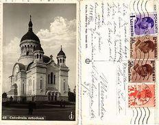 CPA CLUJ Kolozsvar Catedrala Ortodoxa . ROMANIA (469445) - Romania
