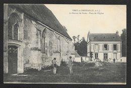 VERT En DROUAIS La Poste Place De L'Eglise (Foucault) Eure (27) - Altri Comuni