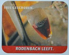 Sous-bock RODENBACH Fris Geschoren Rodenbach Leeft Bierdeckel Bierviltje Coaster (CX) - Sous-bocks