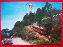 RIO DE JANEIRO  FUNICOLARE - Rio De Janeiro