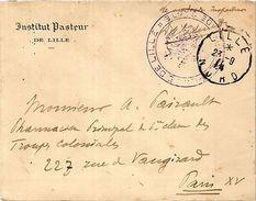 CPA Institut Pasteur De Lille (391249) - France