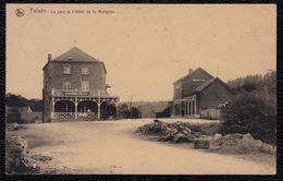 Falaen La Gare Et L'Hôtel De La Molignée - Onhaye