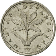 Hongrie, 2 Forint, 1999, Budapest, SUP, Copper-nickel, KM:693 - Hungary