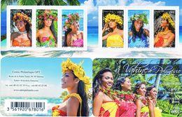 VAHINE De POLYNESIE - Booklets