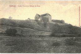 CPA N°6248 - MAZILLE - ANCIEN PRIEURE DE L' ABBAYE DE CLUNY - Cluny