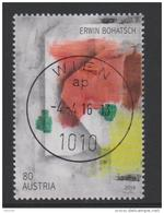 """Österreich 2016:  """"Erwin Bohatsch"""" Gestempelt (siehe Foto/Scan) - 2011-... Gebraucht"""