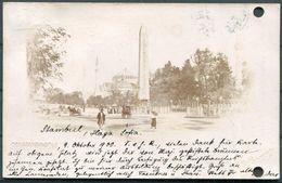 1900 Constantinople Photographique Postcard - Konigsberg - 1858-1921 Ottoman Empire