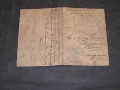 CARTE REDUCTION CHEMIN DE FER DE BODART Emile, Né Le 22/3/1888 Soldat 1ere Cl. Valable 1919/1920 Mentions Diverses - Militaria