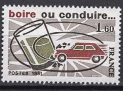 FRANCE  1981 - Y.T. N° 2159 - NEUF** - France