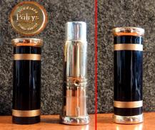 Ancien Petit Vaporisateur De Sac En Forme De Rouge à Lèvres - PATRYS à Paris - Perfume Miniatures