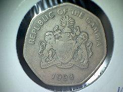 Gambia 1 Dalasi 1998 - Gambie