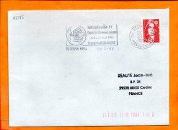 PAS De CALAIS, Bethune, Flamme SCOTEM N° 12285, Expo D'animaux Exotiques - Poststempel (Briefe)