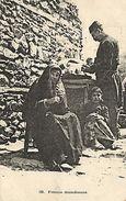 GRÉCE CPA SALONIQUE - Famille Musulmane  (154926) - Grèce