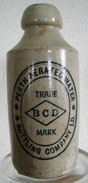 GB.- PERTH AERATED WATER. BOTTLING COMPANY LD. TRADE - BCD - MARK. 4 Scans. - Ceramics & Pottery