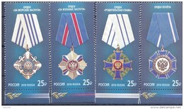 2016. Russia,The Orders Of Russia, 4v, Mint/** - Ungebraucht
