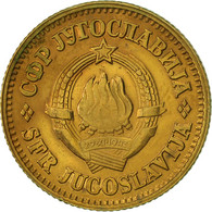 Yougoslavie, 10 Para, 1977, SUP, Laiton, KM:44 - Joegoslavië