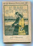 Jean MAUCLERE, L'Eau Qui Dort, Collection « Romans Populaires N° 123 - Livres, BD, Revues